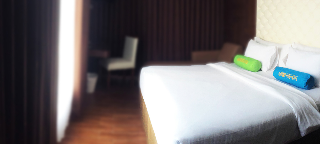 Grand Tebu Hotel Bandung Slider - Room